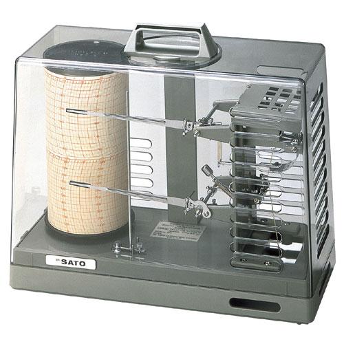 Nhiệt ẩm kế tự ghi Sato Sigma II Quartz type (-15 to 40°