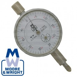 Đồng hồ so Moore&Wright MW400-04, 0-5mm/0.001mm
