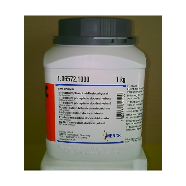 tri-Sodium phosphate dodecahydrate