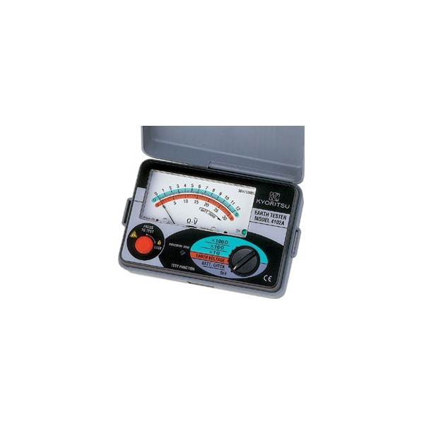 Earth Testers K4102A